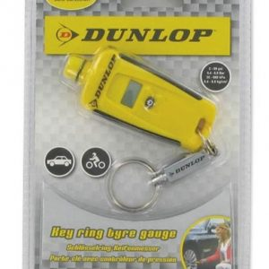 DUNLOP KEY RING TYRE GAUGE 039490