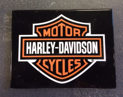 HARLEY-DAVIDSON MAGNEET 8 x 6 cm 14227