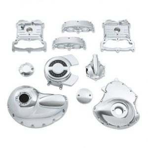 VRSC Engine Kit - Chrome 16309-04A