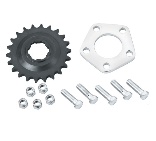 Sprocket and spacer kit 22t. - 191303