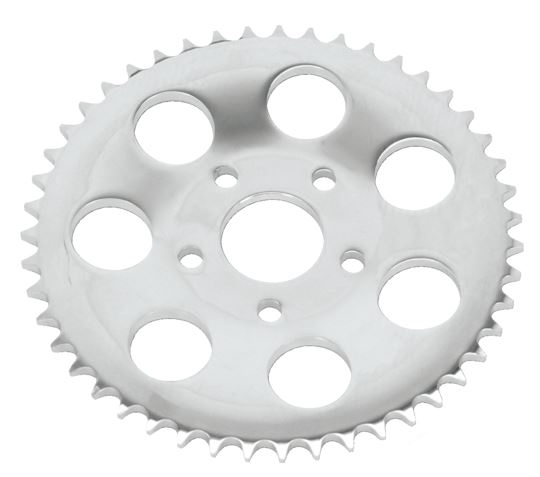 Sprocket 51T zinc plated - 201451