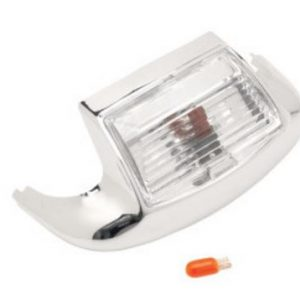 REPLACEMENT LENS CLEAR FOR FRONT FENDER LIGHT 20400129