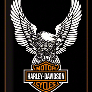 Harley-Davidson Tin Sign, Eagle - 22136