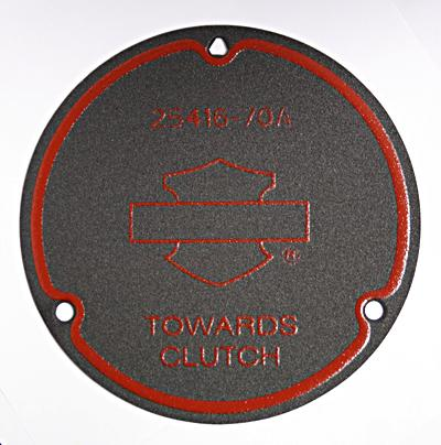 Clutch/Derby Cover Gasket - '70-'98 Big Twins 25416-70A