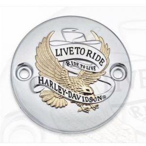 Live To Ride Timer Cover 25600067