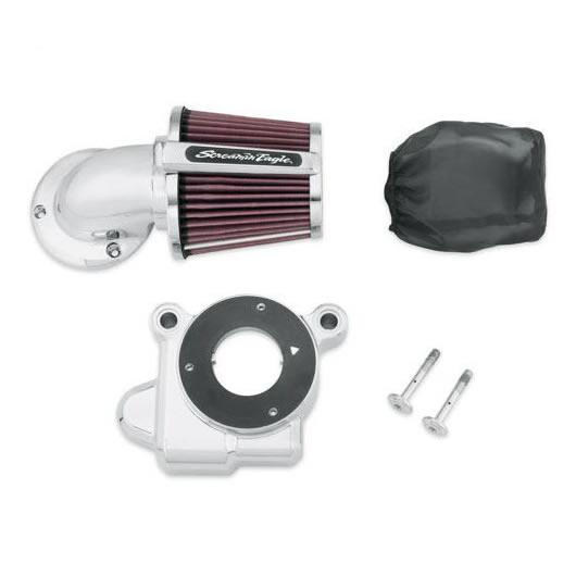 Harley-Davidson Air Cleaner Kit - Chrome 29400173