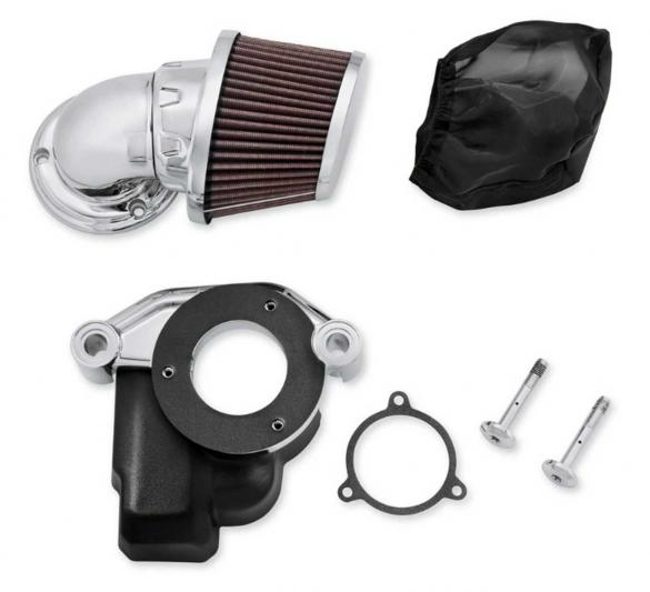 SEHeavy Breather Performance Luftfilter chrom 29400263