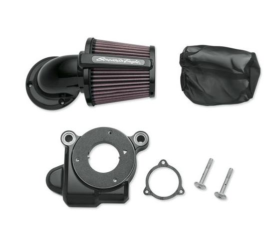 Heavy Breather Elite Performance Air Cleaner Kit black 58mm 29400285