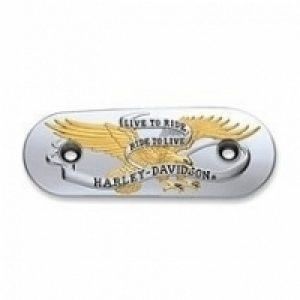 Gold Live To Ride Air Cleaner Trim  29823-04