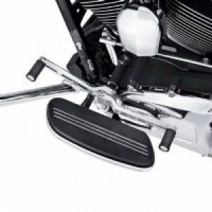 Billet Style Heel/Toe Shift Lever Chrome 33600001