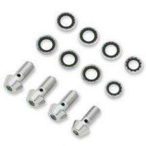 Chrome Banjo Bolt Kit 41842-06