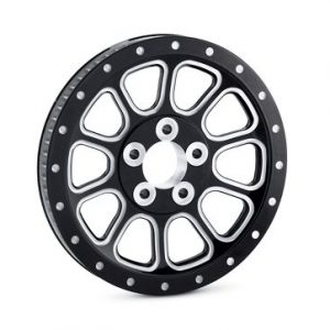 Cut Back Gloss Black Billet Sprocket-42200001A