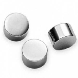 "Classic Chrome Hex Bolt Covers - 1/2"" 43881-96"