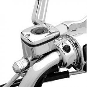 Chrome Master Cylinder Cover Kit - 45078-96D