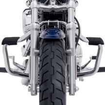 Mustache Engine Guard - Chrome 49000005
