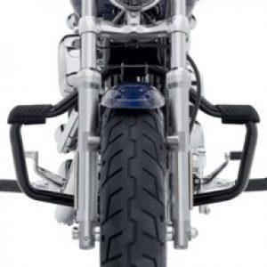 Mustache Engine Guard - Gloss Black 49000006