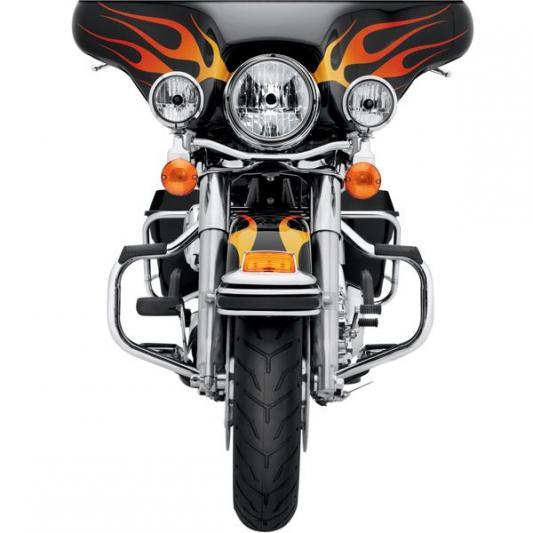 Mustache Engine Guard Chrome 49155-05B