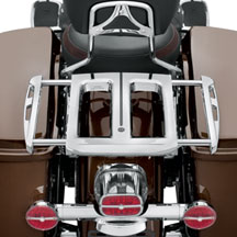 Adjustable Two-Up Luggage Rack 50300044