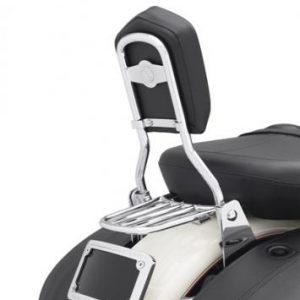 Round Bar Sissy Bar Upright 52300018