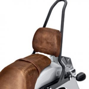 Backrest Pad - Distressed Brown Leather 52300026