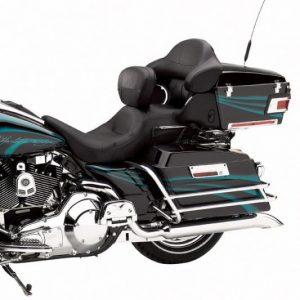 King Tour-Pak Backrest Pad with Comfort Stitch 97-13 models 52395-03B
