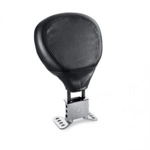 Rider Backrest Smooth Leather Style 52900-09A