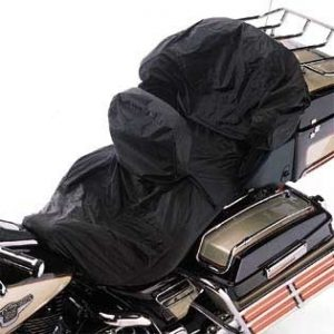 Rain Cover with Rider Backrest Cover  52952-97