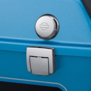 Tour-Pak® Lock Cover - Chrome 53000217