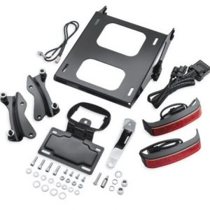 DETACHABLE TOUR-PAK LUGGAGE CONVERSION KIT – '14-LATER,GLOSS BLACK, 53000567