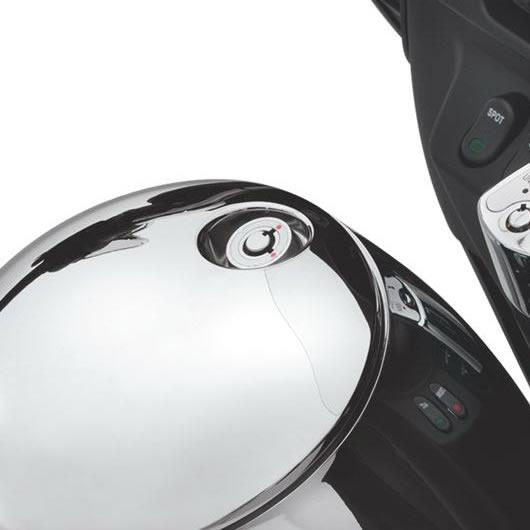 Fuel Tank Console Door Release 53842-00C