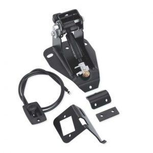 Adj. Rider Backrest Kit (Trike 09-later) 54099-10