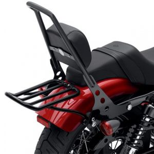 Luggage Rack - Gloss Black 54250-10