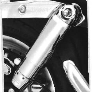 COVERED SHOCK KIT 54619-08