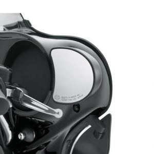 Fairing Mount Mirrors - Black 56000076
