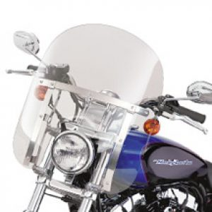 Quick-Release Compact Windshield  57199-05