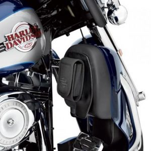 HD Fairing lower Glove Box Door Pouches 57400-06