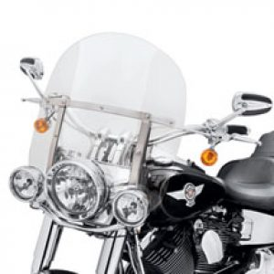 Detachable Windshield for FL Softail 57400115