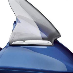 Road Glide Split Windshield Trim -15 later 57400299