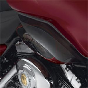 Dark Smoked Fairing Air Deflectors  96-13 TOURING 57740-05