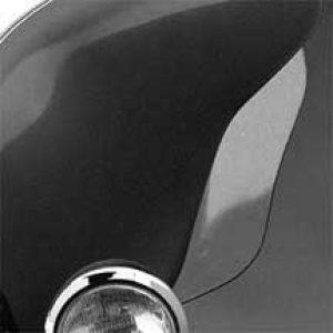 Smoked Fairing Air Deflectors 57804-07