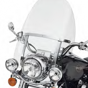 """Windshield - Detachable 22"""" Clear  57995-96"""