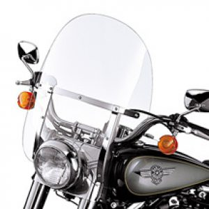 Detachable King-Size Windshield for FL Softail 58243-95