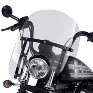 Quick-Release Compact Windshield  58703-09