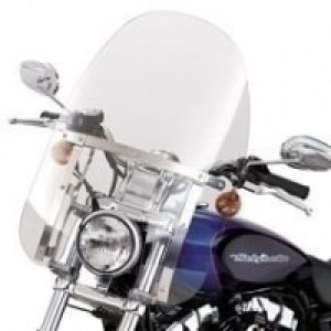 "Quick Release Windshield 19"" 59802-05"