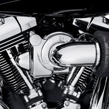 Throttle Body Cover - Chrome 61300109