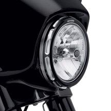 The Burst Collection Headlamp Trim Ring 61400149