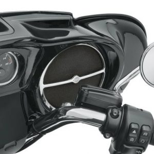 Front Speaker Trim - Chrome 61400197
