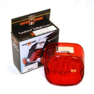 RED LAYDOWN LENS 627380