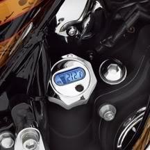 Harley-Davidson Oil Level Temp Dipstick LCD 63004-09