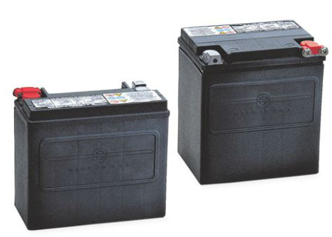 BATTERY SEALED 19 AH DUAL TERM - 	65989-97c